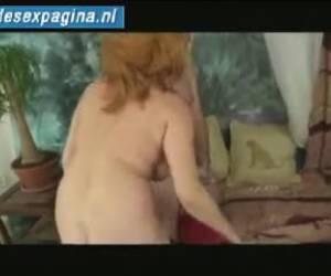 Ouder stel heeft hete sex
